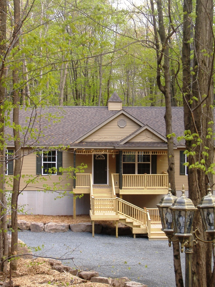 17 best images about modular residential houses on for Custom ranch home builders maryland