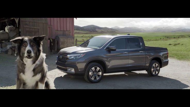 Honda Ridgeline Super Bowl 2016 TV Commercial, 'New Truck to Love' Song ...