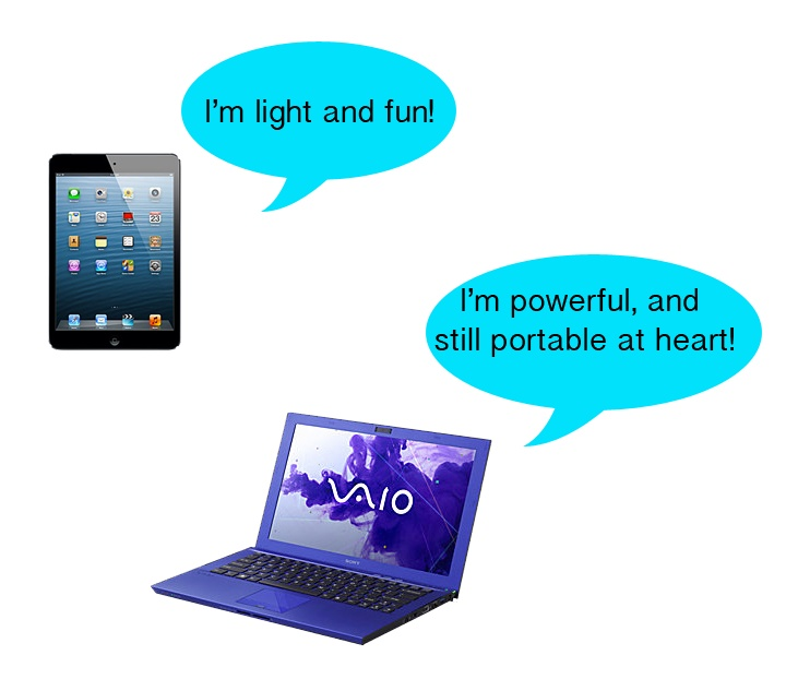 Tablets vs. laptops: comparison guide
