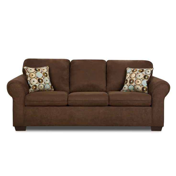 Simmons Upholstery 1640flat Suede Simmons Sleepers Sofa Home Pinterest Upholstery Sofa
