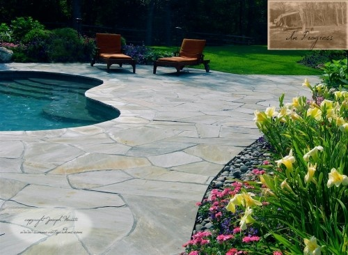 17 Best Images About Diy Pavers On Pinterest Fire Pits Pools And Flagstone Pavers