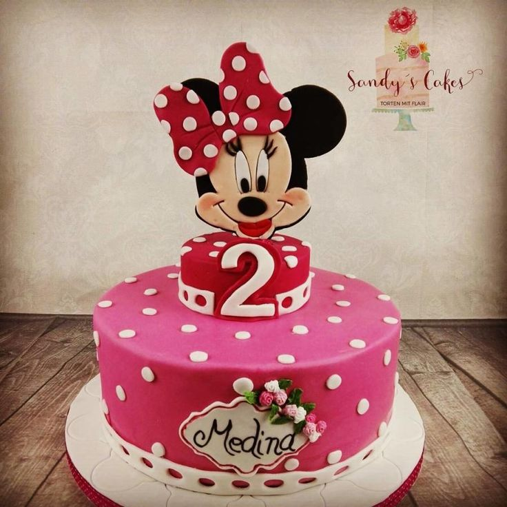 Minnie Mouse by Sandy's Cakes - Torten mit Flair
