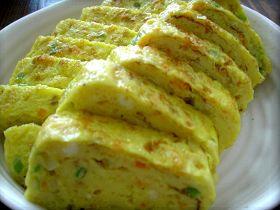 Singapore Food | Recipes: Easy Korean Egg Roll Recipe