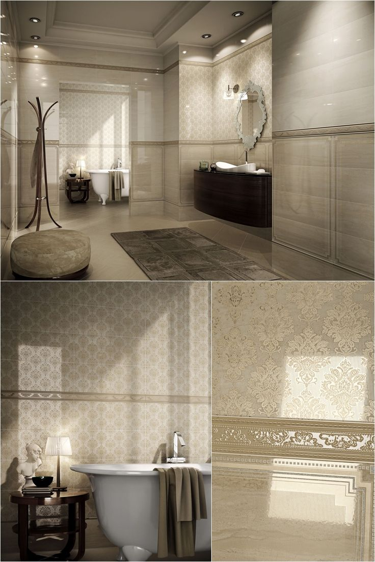 PENSIERO Collection wall tiles by Ceramica Sant'Agostino