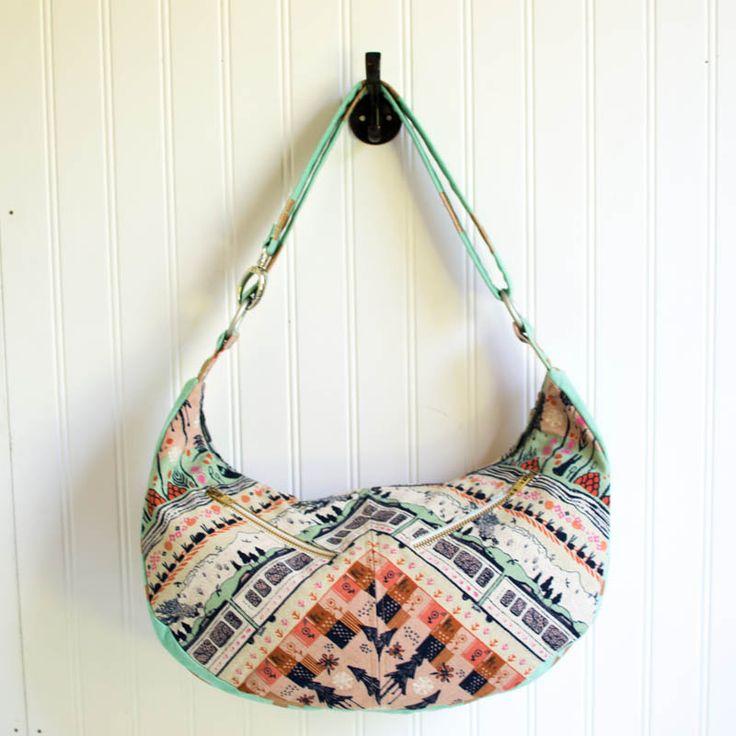 64 besten BAGS Bilder auf Pinterest | Brieftaschen, Taschen nähen ...