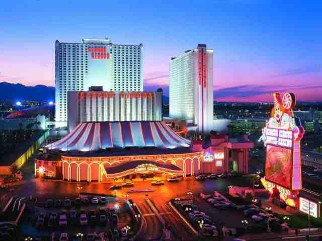 Best hotels for teens in Vegas