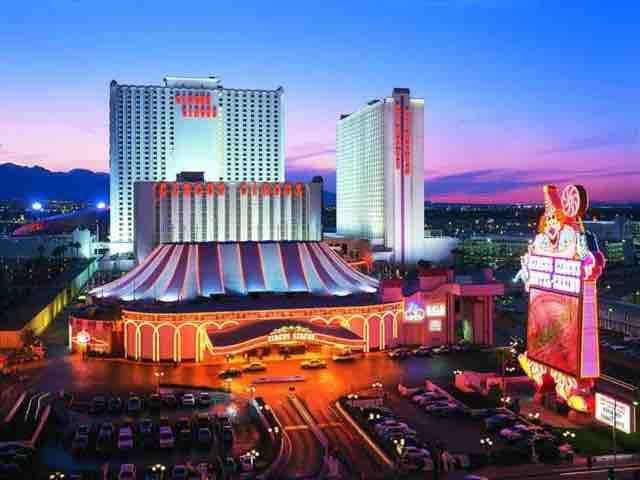 Best hotels for teens in Vegas
