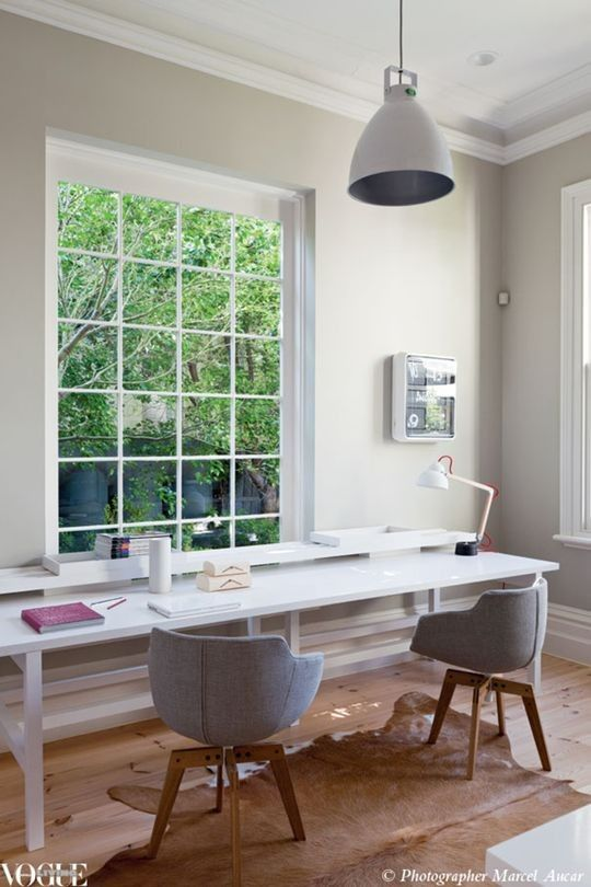 Work from home: the best studies and studios to inspire your office - Vogue Living