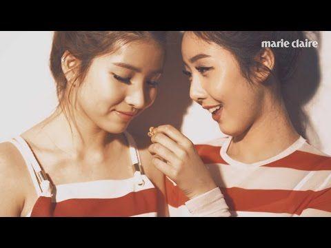 여자친구 신비&소원 화보 메이킹 필름 Teaser