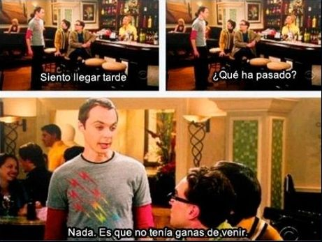 the big bang theory español - Buscar con Google