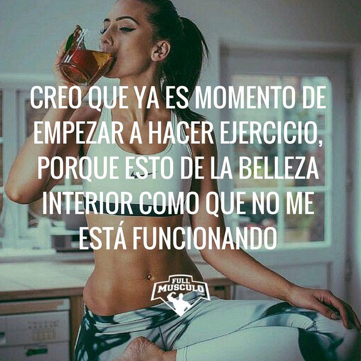 Es hora de comenzar a cambiar tu estilo de vida. No esperes un lunes para iniciar, hoy es el día perfecto. #motivation #fitness #Exercise