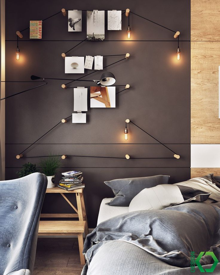 tema Nordic camera da letto