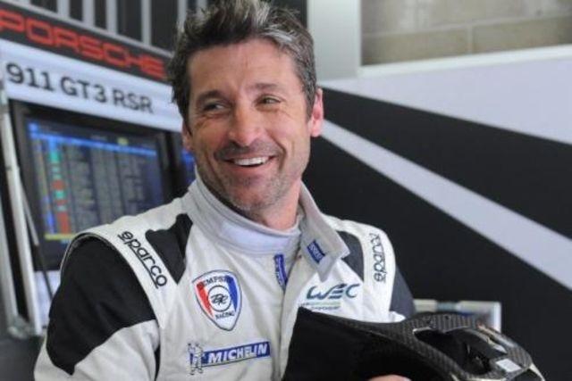 patrick dempsey | Patrick Dempsey: «Le Mans, c'est grisant!»