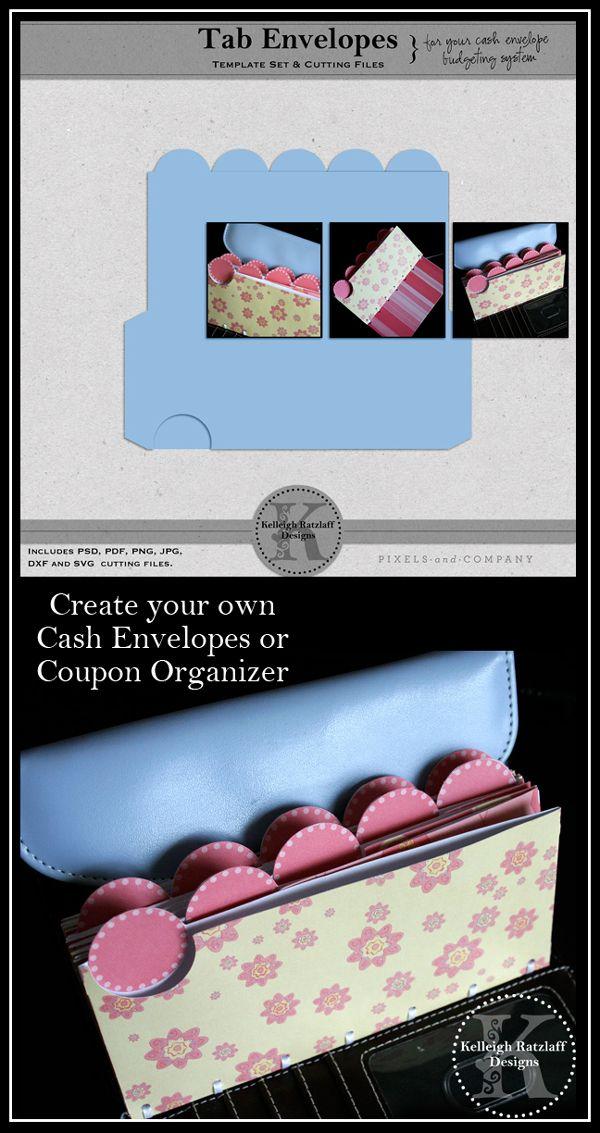 cash envelopes just got prettier