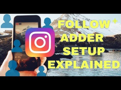 How To Setup Followadder - Easy Way To Setup Follow adder Tutorial