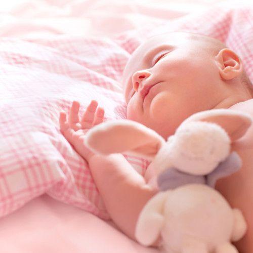 赤ちゃん 昼寝