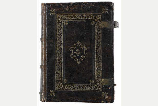 Prayer book owned by Richard III on display in Leicester New Walk museum | Leicester Mercury