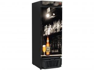 Expositor/Cervejeira Vertical 1 Porta 567L - Frost Free Gelopar GRBA-570B