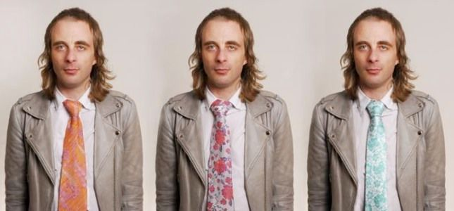 Paul Foot announces new stand-up comedy tour, Hovercraft Symphony In Gammon Sharp Minor, which will premier at the 2014 Edinburgh Fringe Festival
