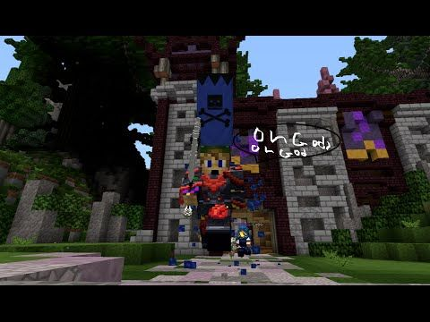 Minecraft Warlords Ep2 OH GOD WHY DID I TAKE THE FLAG