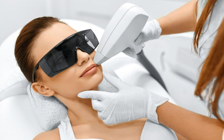 12 Laser Hair Removal Treatments and Laser Remove a Mole by My Ear by my Dermatologist.