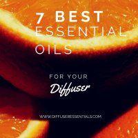 best essential oils diffuser