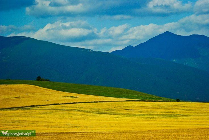 Spisz, Słowacja © http://gdziewyjechac.pl