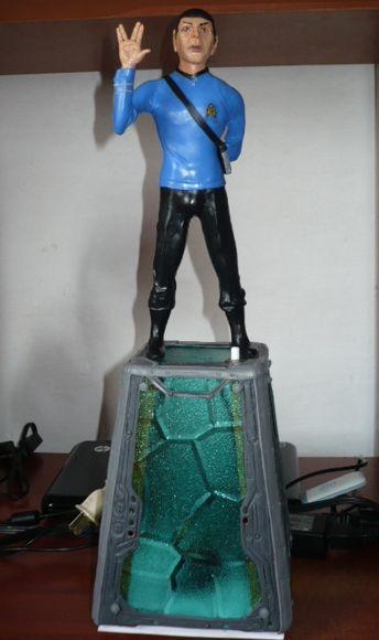 spock lamp