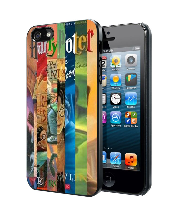 All 7 Books Harry Potter Samsung Galaxy S3/ S4 case, iPhone 4/4S / 5/ 5s/ 5c case, iPod Touch 4 / 5 case