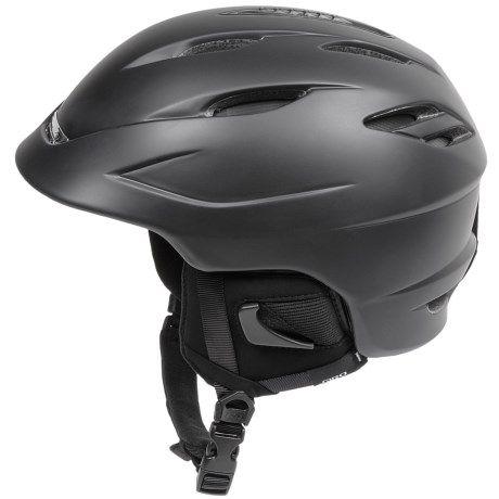 Giro Seam Ski Helmet in Matte Black