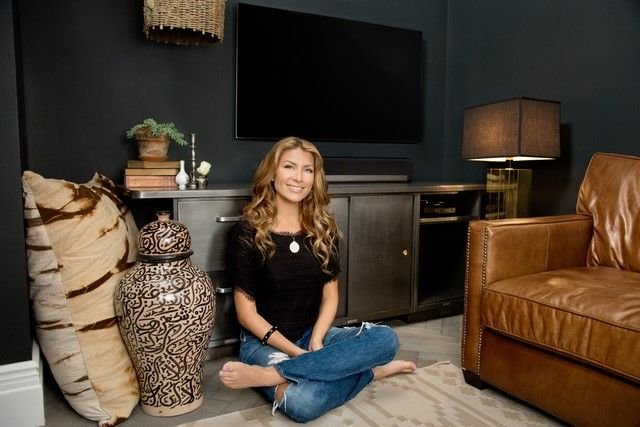 genevieve gorder house renovation | ... Genevieve Gorder shares highlights from her stunning home renovation