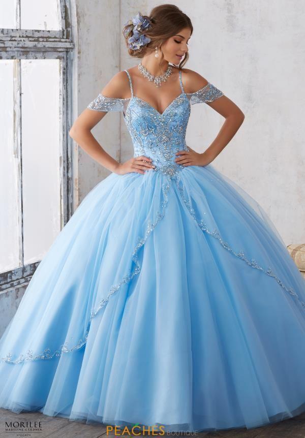 c7d9e18a1 vestidos de 15 color azul