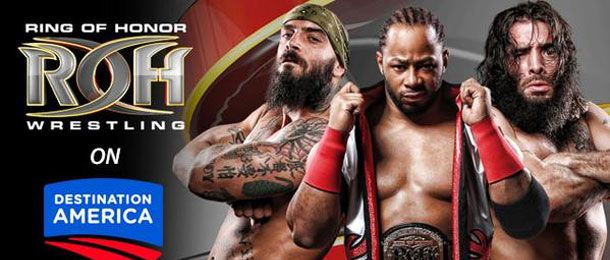 "Ring of Honor issued the following statement regarding their company airing their programming on Destination America: RING OF HONOR debuts on DESTINATION AMERICA Wednesday, June 3rd BALTIMORE, MD (May 27, 2015) - Sinclair Broadcast Group, Inc. (Nasdaq: SBGI) (the ""Company"")…"