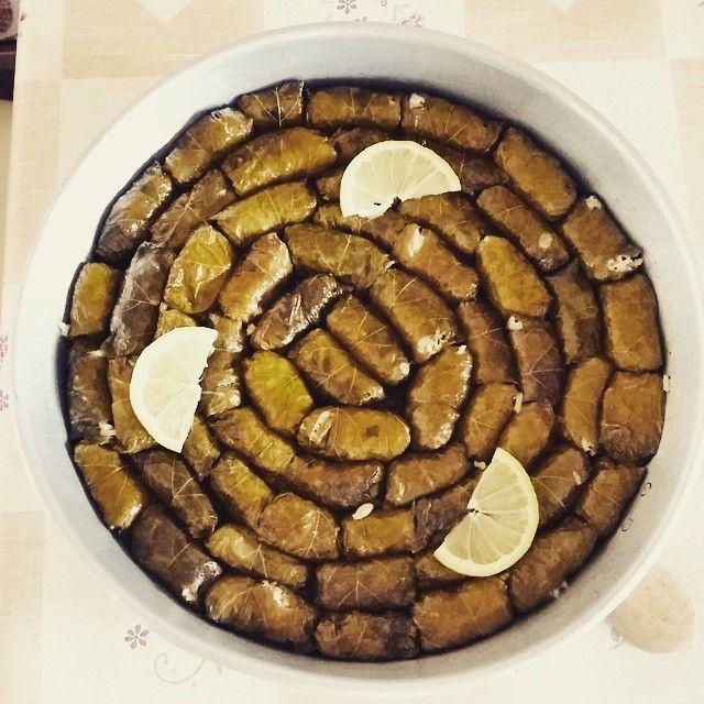 Greek Dolmas #TasteLemnos #LemNomNom #greekfood #gadtronomy #dolma #dolmadakia #Lemnos #limnos #greektradition