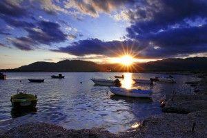 #sunset #sardinia