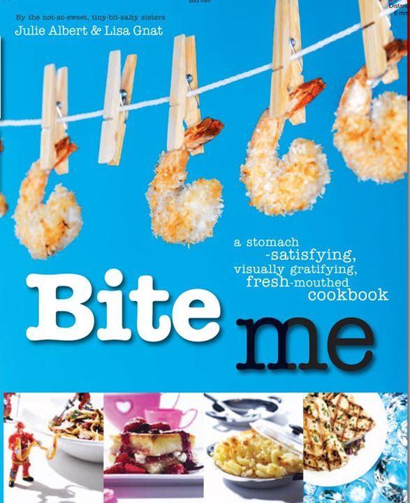 Bite Me #weird #cookbooks