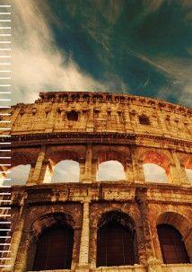 Spirálfüzet pd A/4 70 lap kockás Colosseum