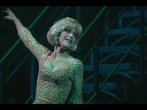 "This is my FAVORITE performance of Ellen Greene... She is AMAZING singing these two songs... From the tears running down her face to the veins bulging in her neck. In my opinion, this is the BEST version of her singing, ""Somewhere That's Green"" & ""Suddenly Seymour"" from ""Little Shop Of Horrors""..    This clip comes from the DVD - ""Hey Mr Produce..."