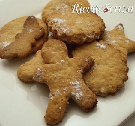 Biscotti al limone senza uova e latticini    UN'ALTRA RICETTA DELLA NOSTRA AMICA SPAGNOLA!