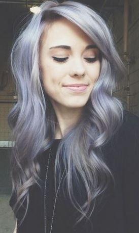 """ Silver + Violet Metallic - Brand NEW! Demi + Permanent Hair Color "" Kenra Metallics - - - - - Killerstrands Hair Clinic - 4"