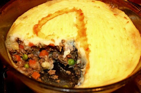 Pastiersky Koláč - Shepherds Pie