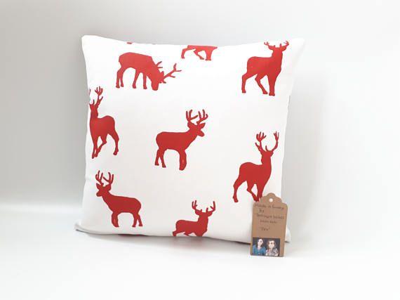 Two Ugly Sisters  Christmas Cushions Christmas Pillows