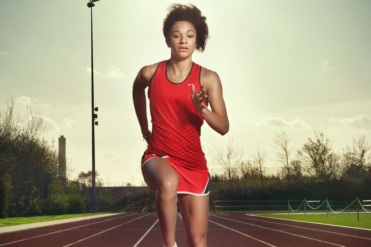 Jodie Williams | Track and Field Athletes | 100m, 200m Sprint | Trackfit