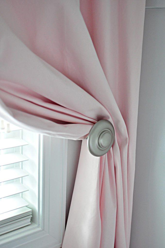 Project Nursery - Curtain Holdbacks