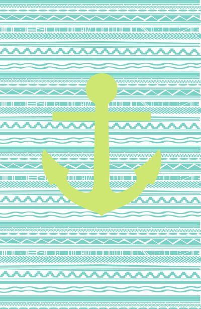 ANCHOR ! Art Print