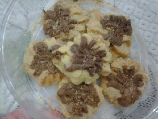 """kue kering"" or cookies, prepared usually for Ied Mubarak celebration in Indonesia, or at least in my family"