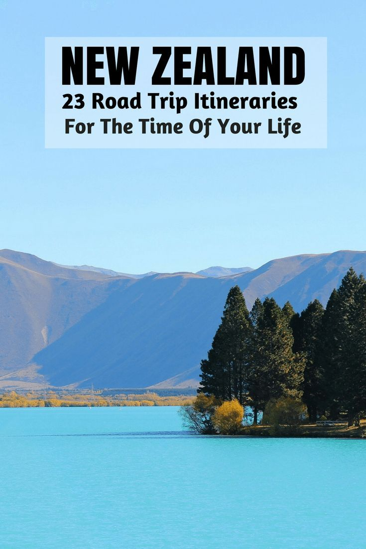 New Zealand Road Trip? Crowdsource your ideas for your perfect road trip with others who have travelled to New Zealand and done all the best things to do in New Zealand.