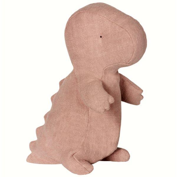 Peluche dinosaure rose MAILEG l little-home.fr Doudou Peluche Bébés Enfants originales rétro design