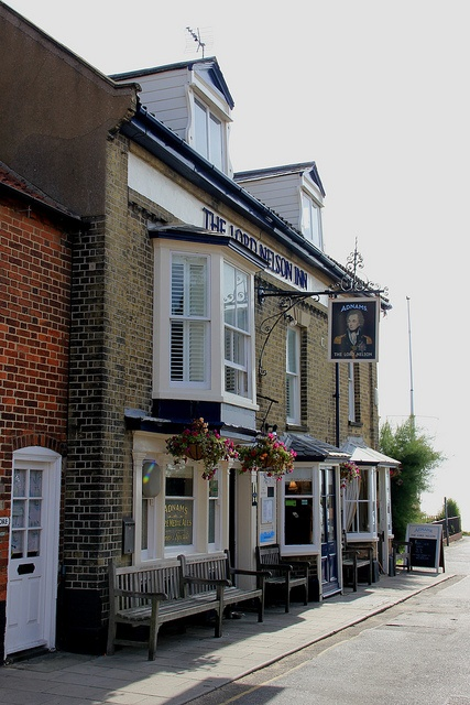The Lord Nelson Inn, 42 East Street, Southwold, Suffolk. 2012