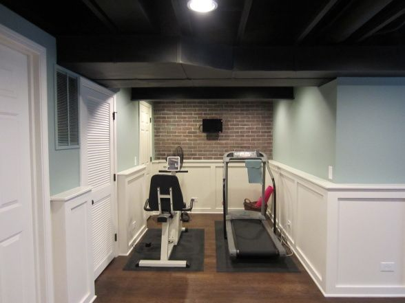 Best ideas about small finished basements on pinterest